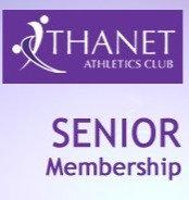 Senior Membership (ages 18 and older)
