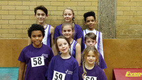 More golds at Swanley Sportshall