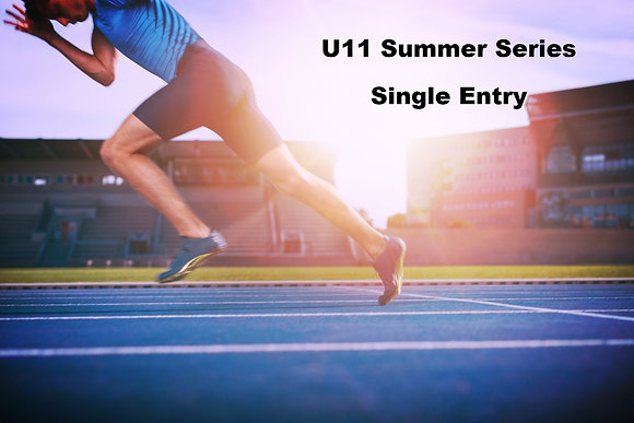 Under 11 Summer Series - single entry