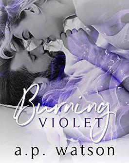 Burning Violet by AP Watson