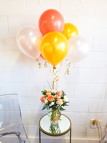 "11"" Latex Balloons - Helium Filled"