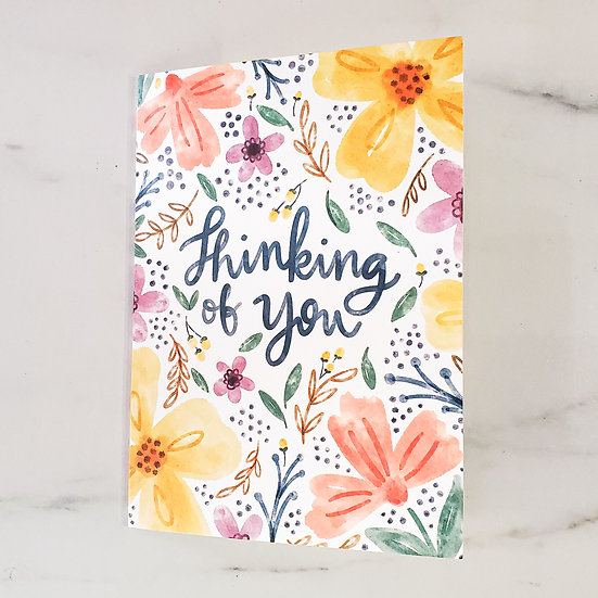 Sympathy/Thinking of you Greeting Cards