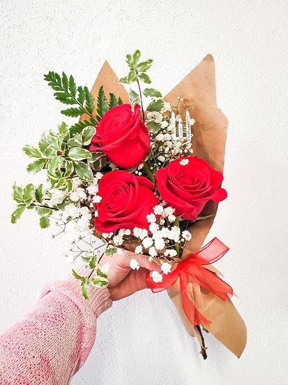 Valentine's Rose Bouquet