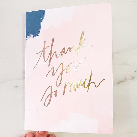 Appreciation Greeting Cards