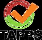 Tapps + Emblem - Vertical Black.png