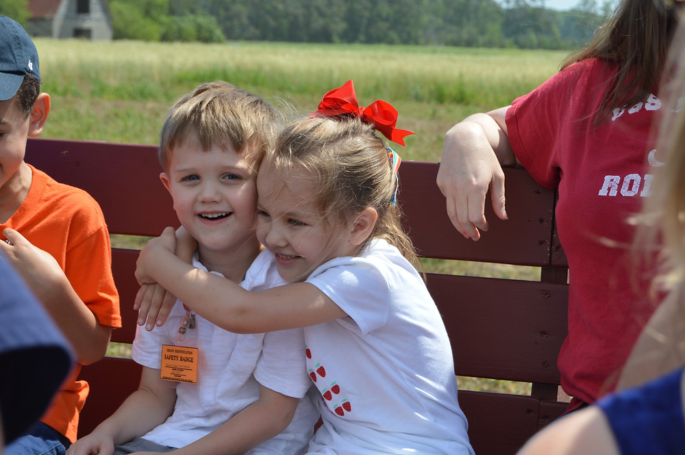 Hay Ride at Cullipher Farms