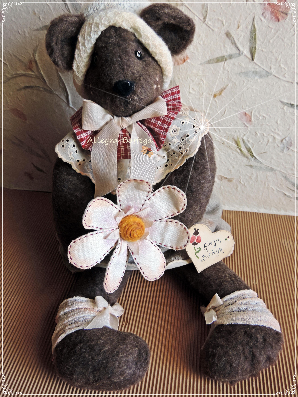 Margherita, l'orsetta