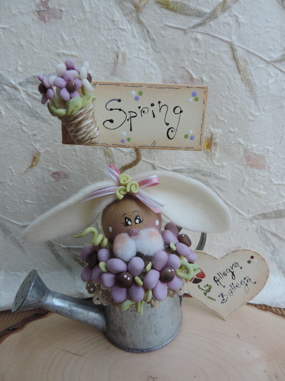 Coniglietto spring