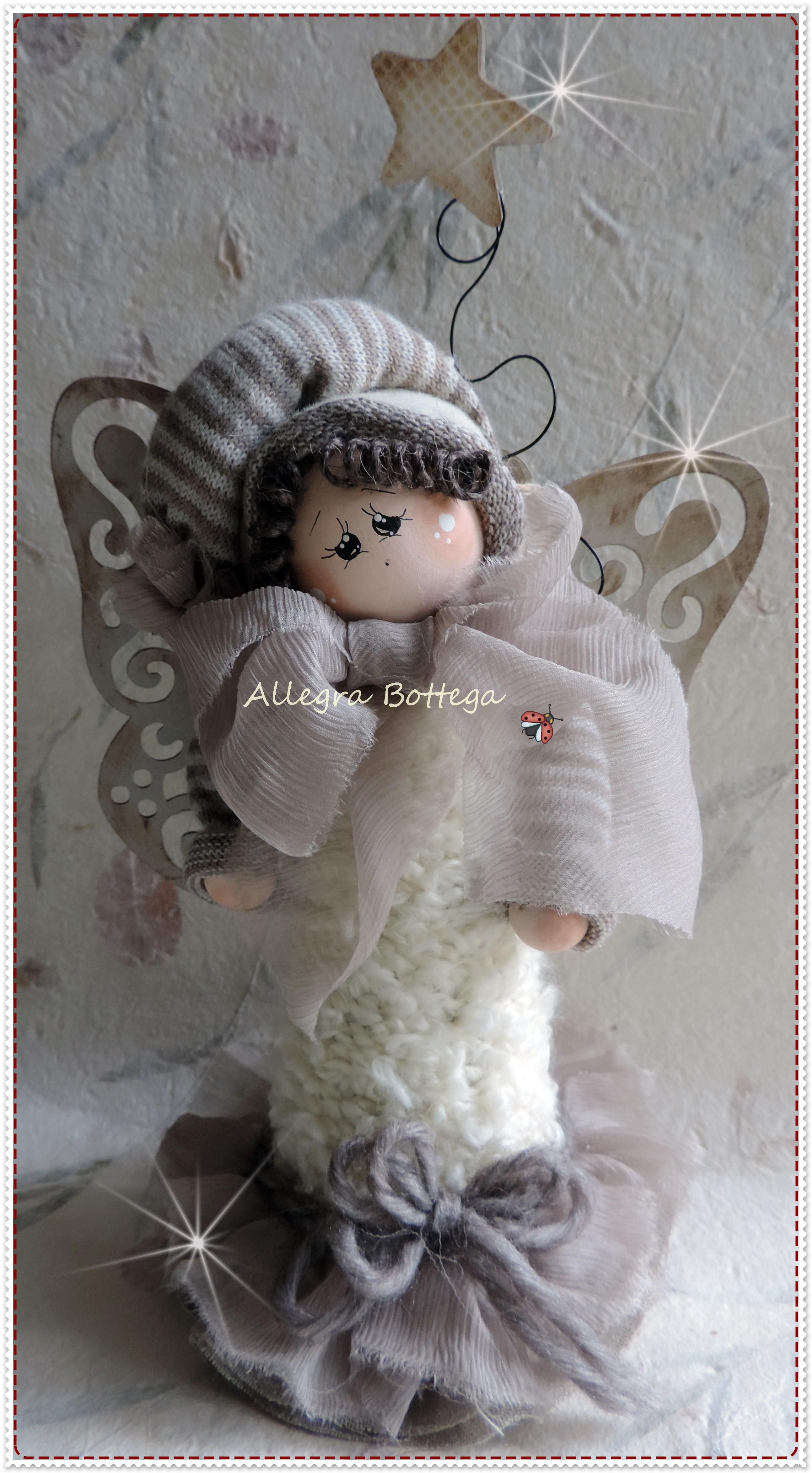 Bambola sul cono