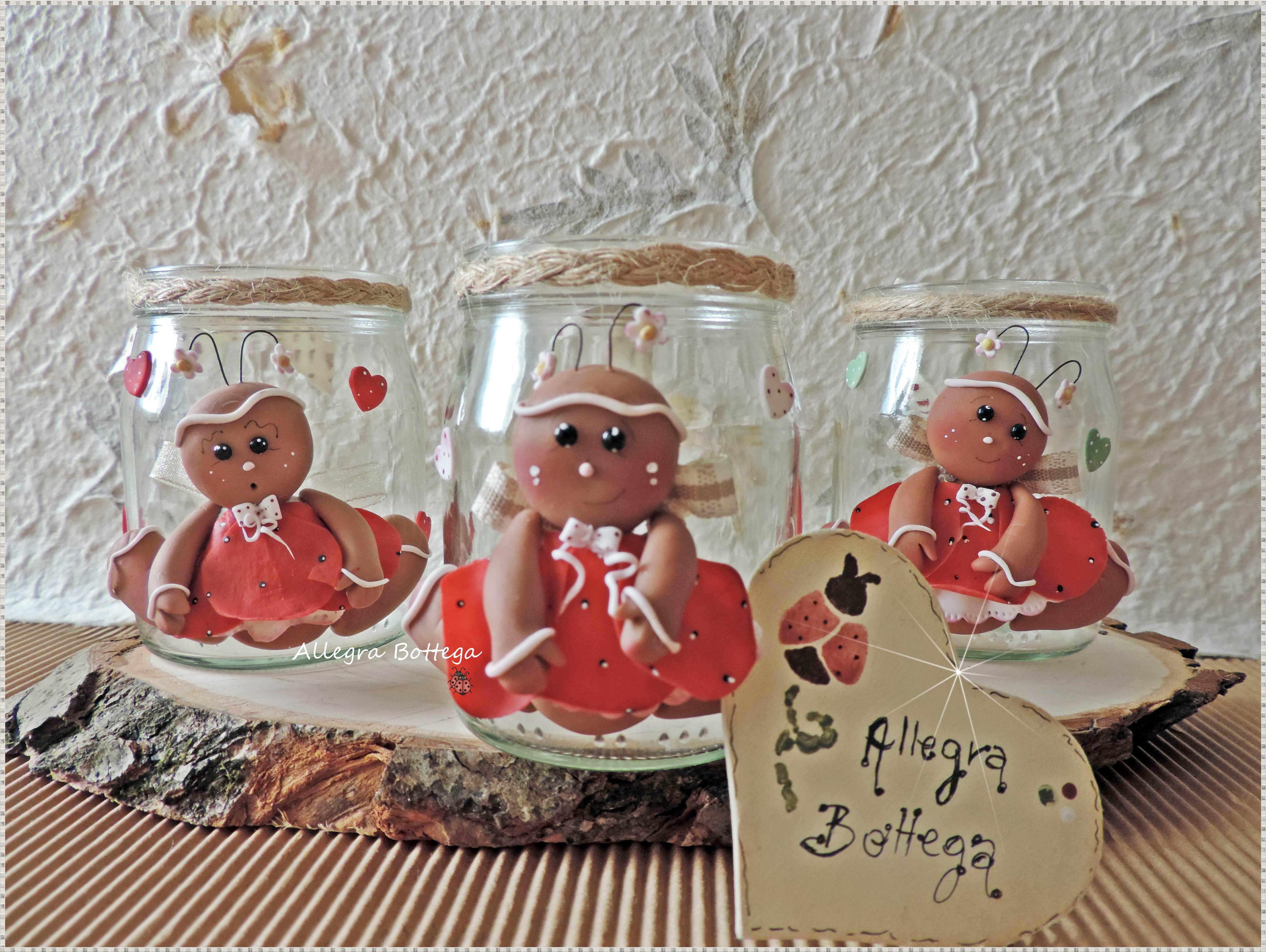 Le cocci gingerine
