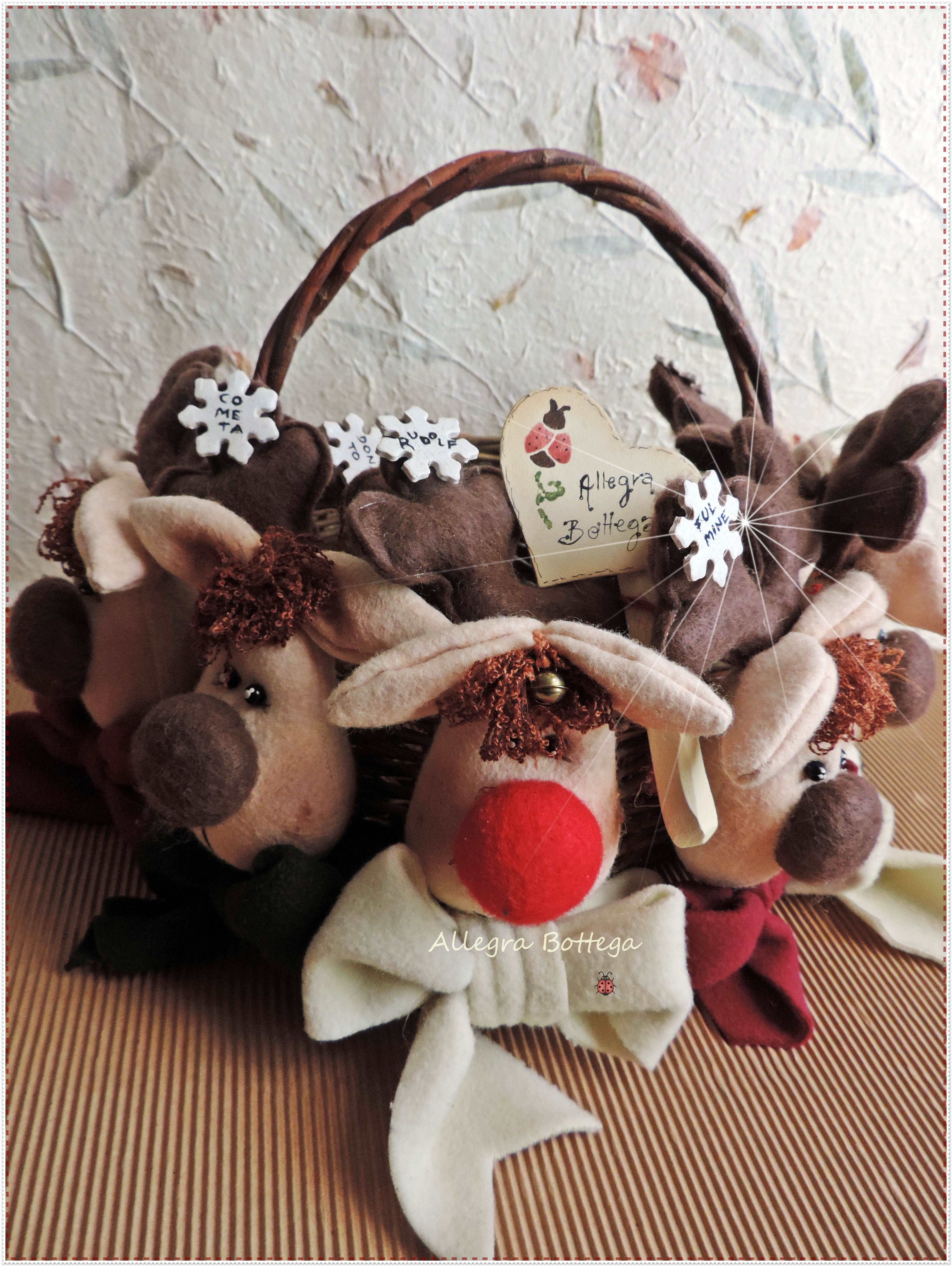Il cestino di Rudolph