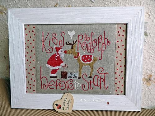 Quadro finito Kiss Rudolph