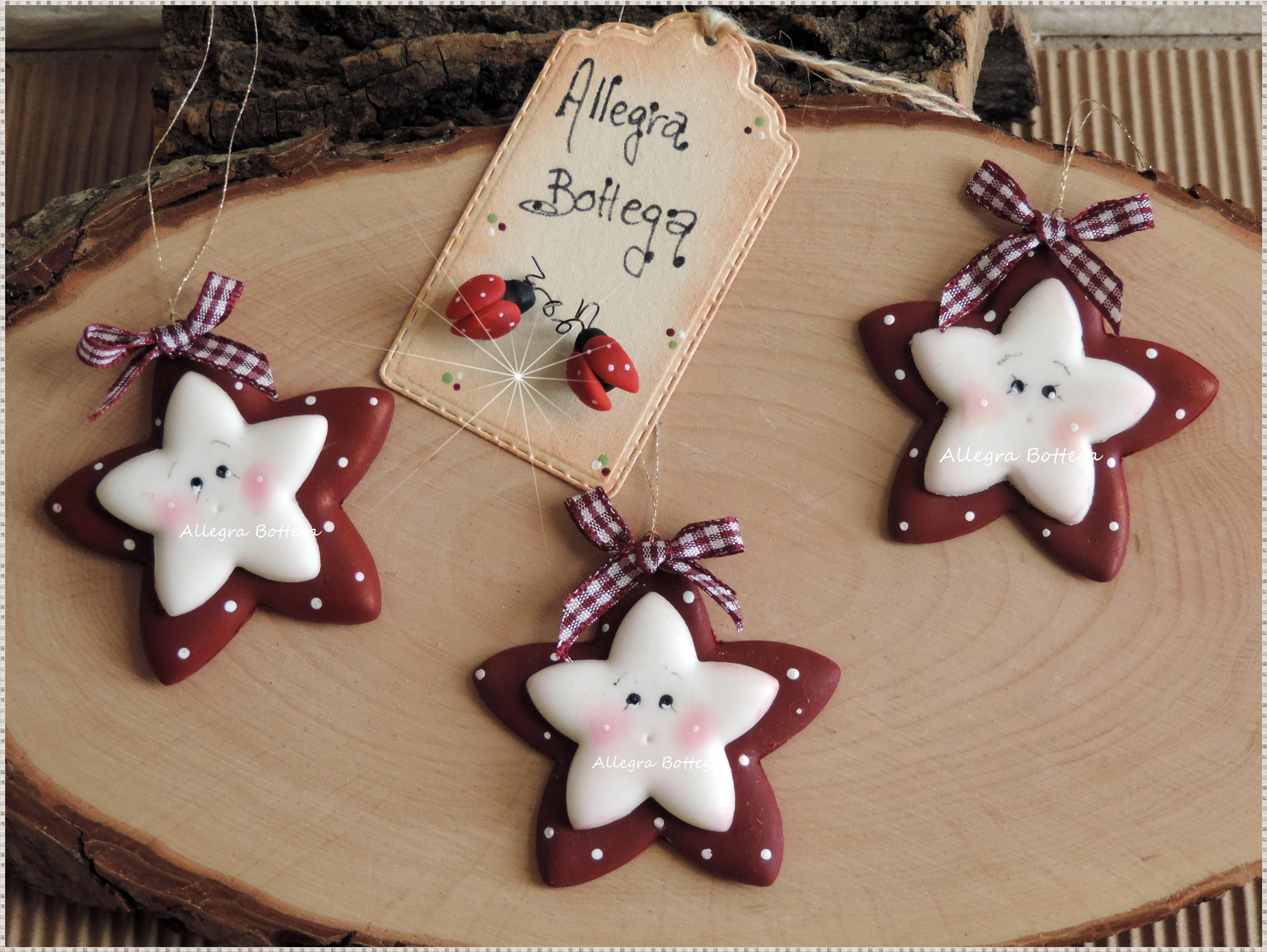 Le stelline di Natale