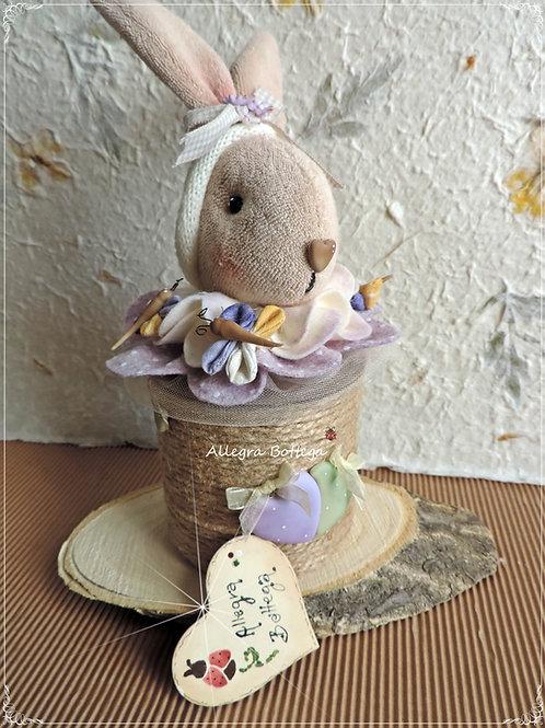 Cartamodello conigliette Bunnyfly
