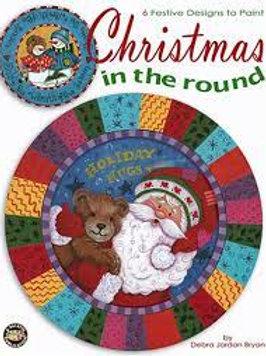 Libro Christmas in the round by Debra Jordan Bryan