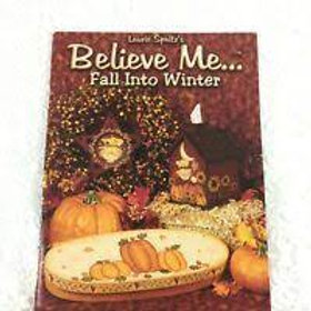 Libro Believe me... fall into winter by Laurie Speltz's