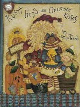 Libro Rusty Hugs and Cinnamon Kisse