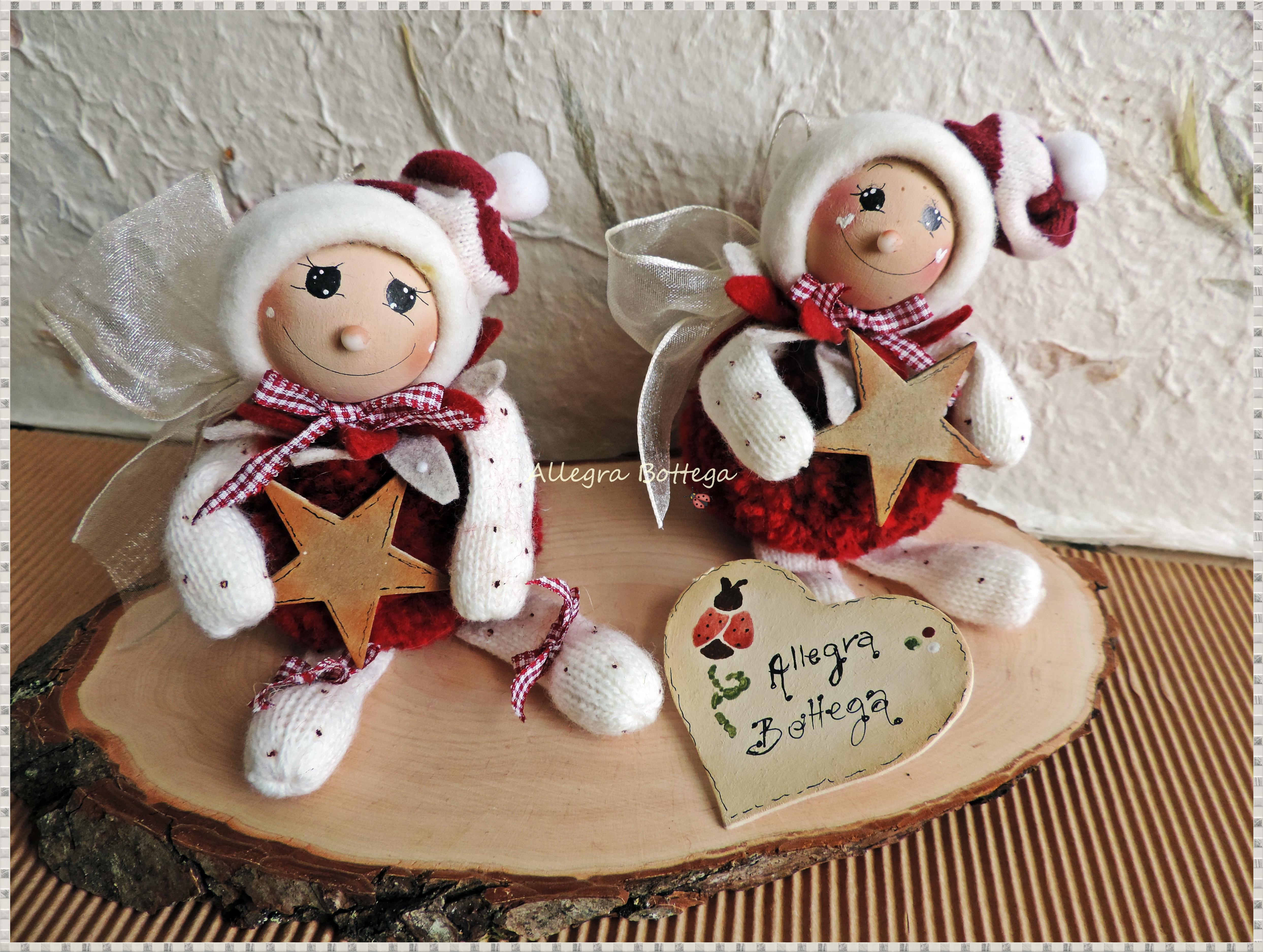 I natalini segnaposto