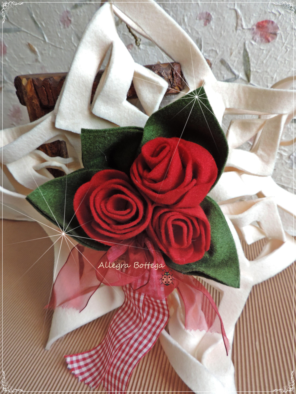 Fuoriporta con le rose