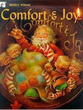 Libro Comfort & Joy by Shilrey Wilson