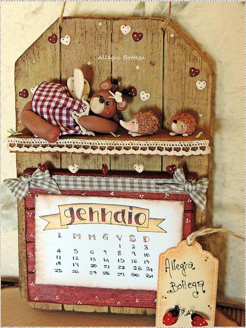 Tag calendario