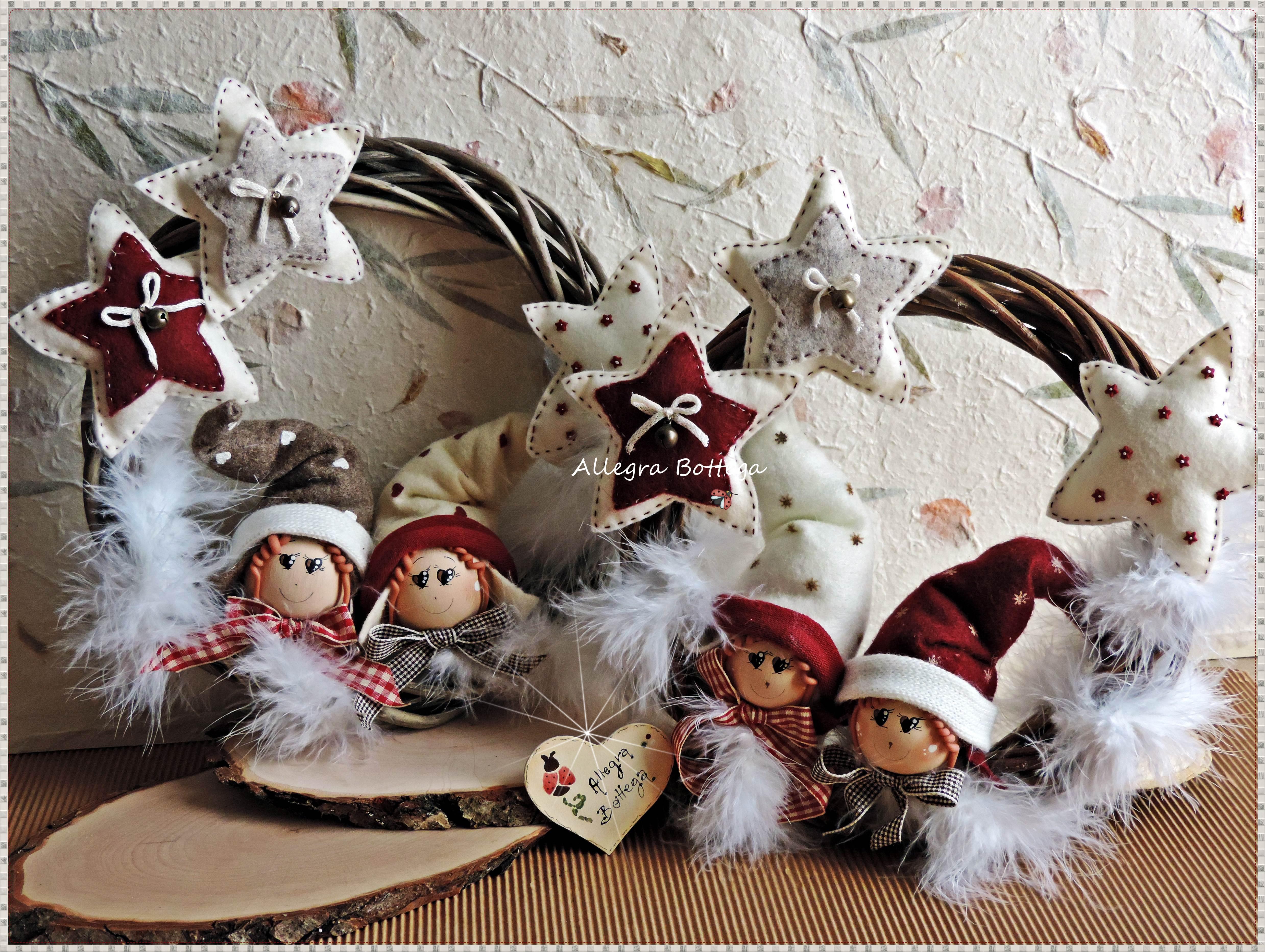 Elfi della neve