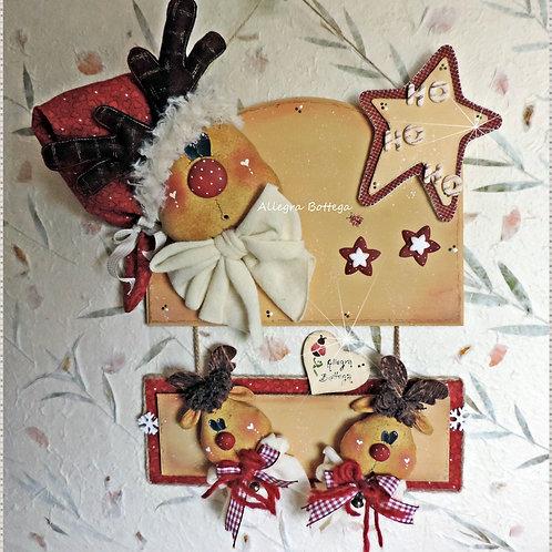 Rudolph e i suoi cuccioli