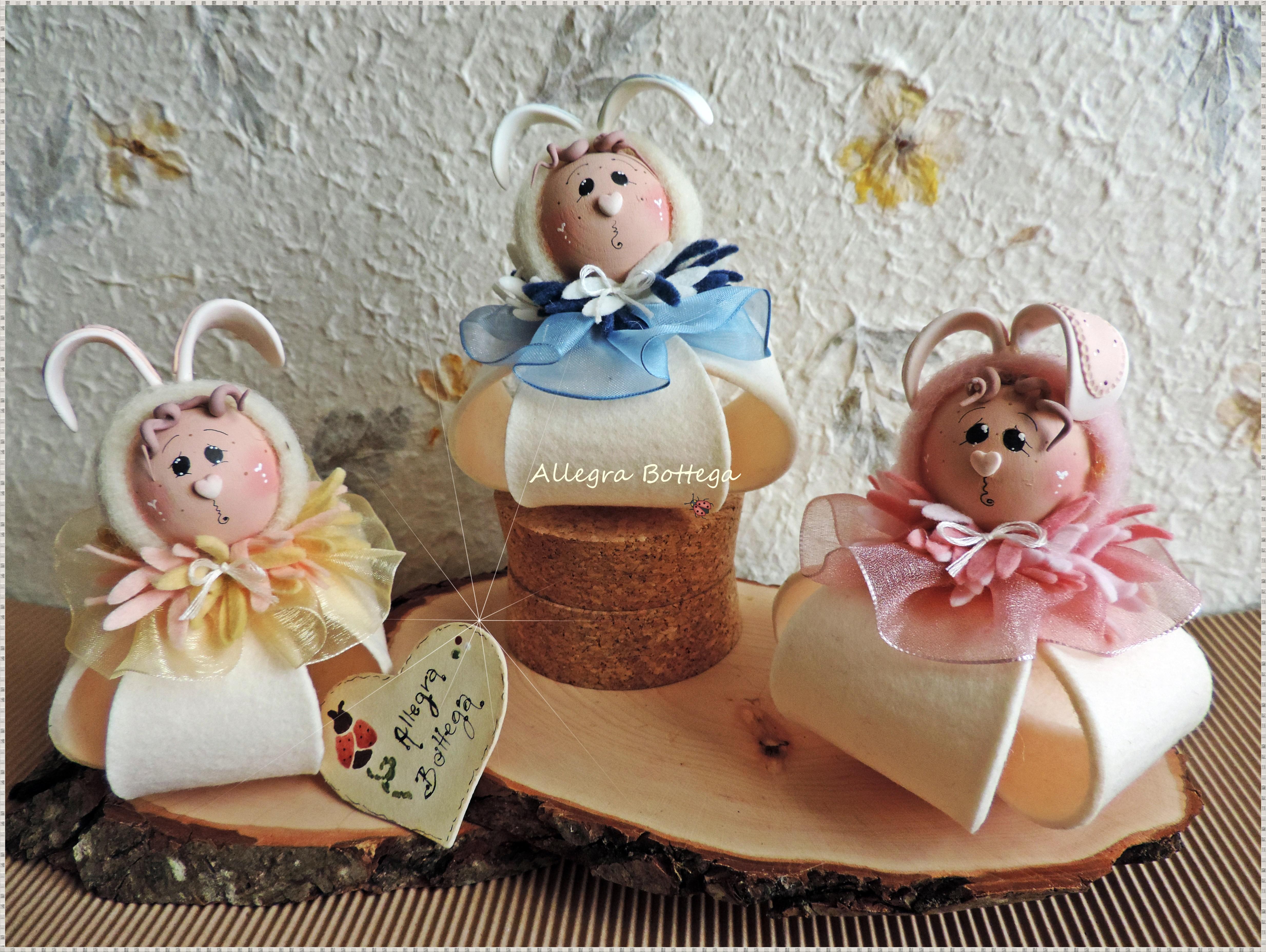 I coniglietti bombolosi
