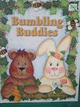 Libro Bumbling Buddies dy Christine Schilling