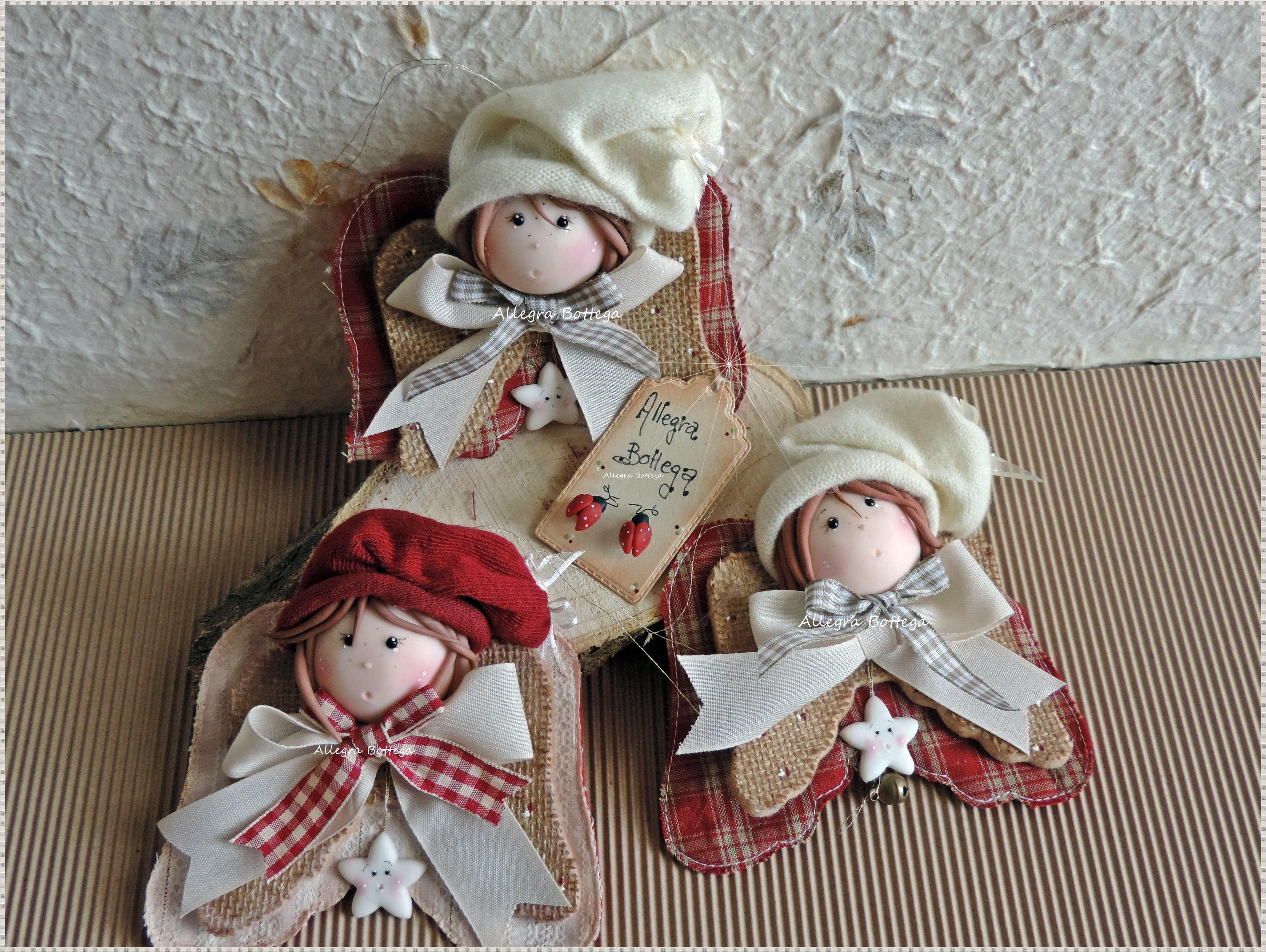 Dolci angeli di Natale