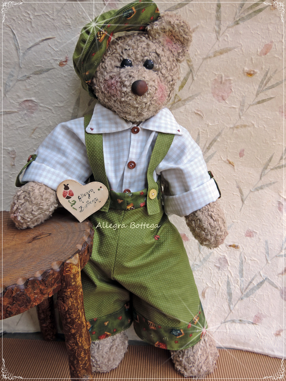 Matthiew, l'orsetto gentile