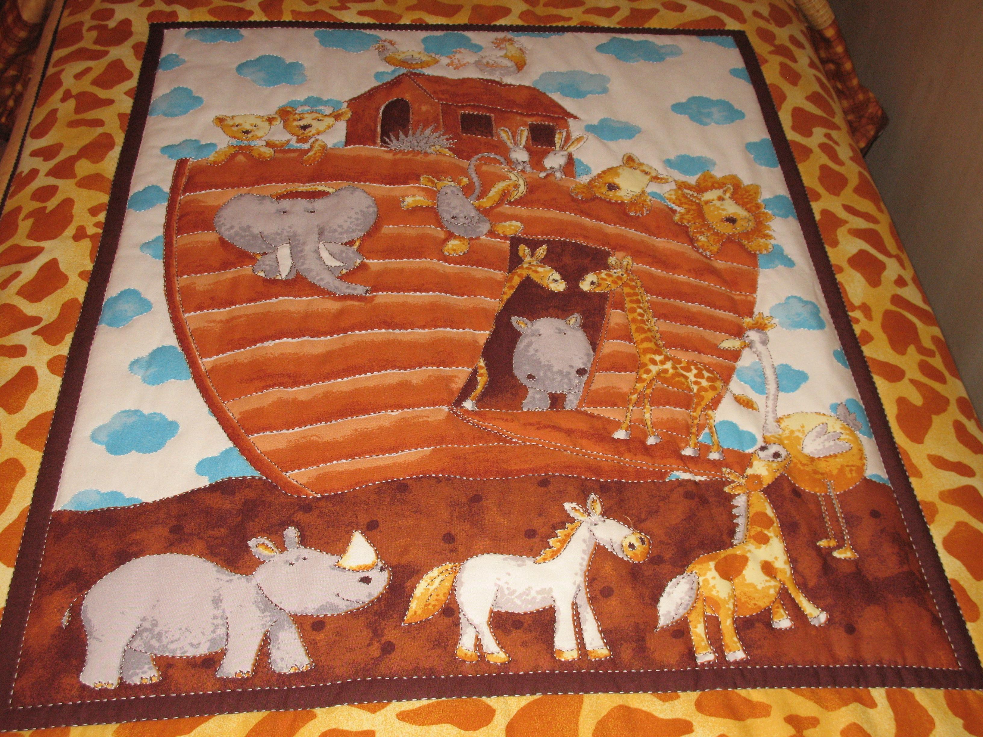 Coperta arca Noe'