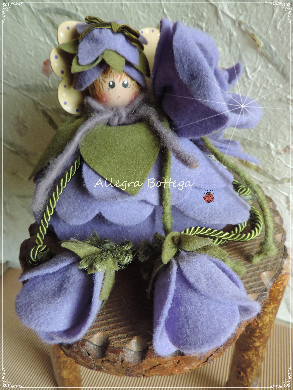 Violetta gambe lunghe