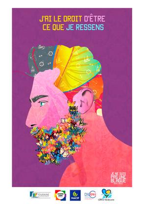 Campagne de sensibilisation aux LGBTIphobies