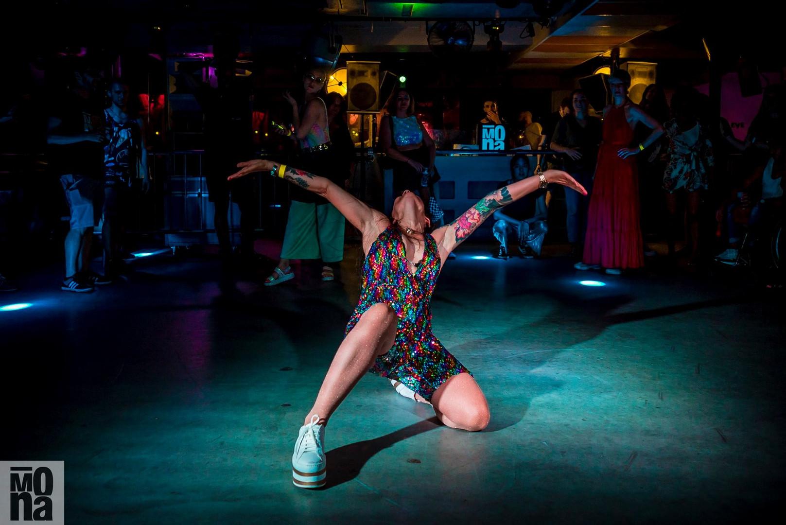 Tours IS voguing/ ven. 10 janvier- 21h    DANCE / DJ SET
