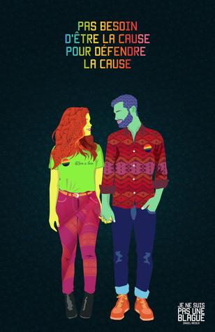 Le Centre LGBT de Touraine recherche des bénévoles