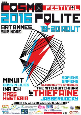 Le Centre LGBT de Touraine dans les Festivals cet été