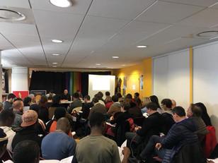 Assemblée Générale du Centre LGBT de Touraine pour l'année 2017