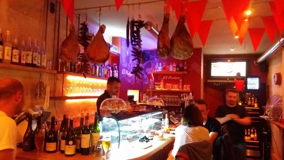 Bar à tapas : El Pintxo
