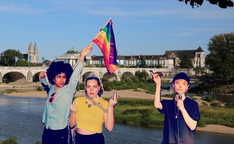 The L-TOURS /sam. 18 janvier- 20h30 -One lesbians Show - Stand up