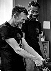 Ip Man Wing Chun Bristol Rich ad Tim