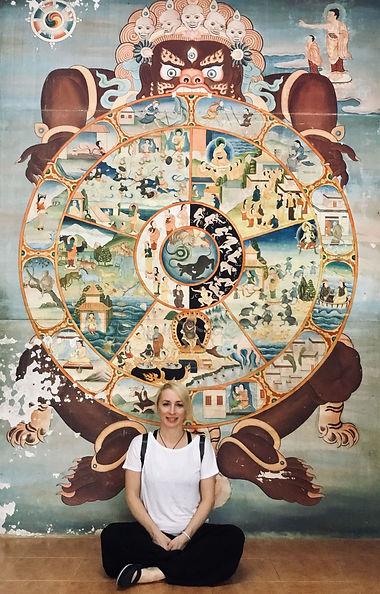 Molly with circle of life.jpg