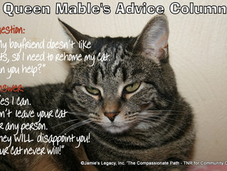 Queen Mable's Advice Column