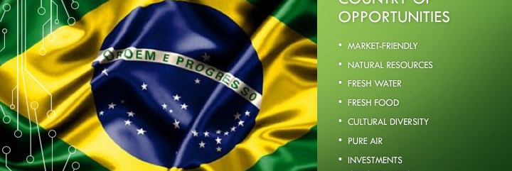 Brazil Country of Opportunities
