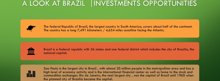 A look at Brazil