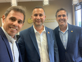 Tarcisio Ximenes & Darren Soto Member of Congress 9th District of Florida