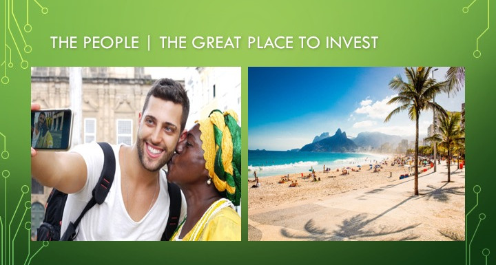 Brazil great place to invest