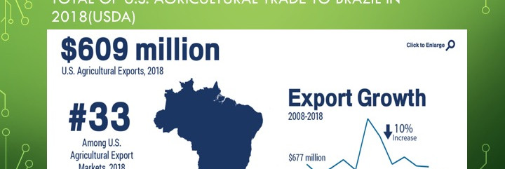 Brazil Agricultural Trade