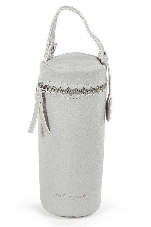Pasito a Pasito bottle holder ~ in gorgeous grey