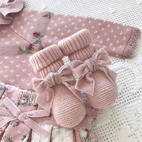 Bella piccollo booties